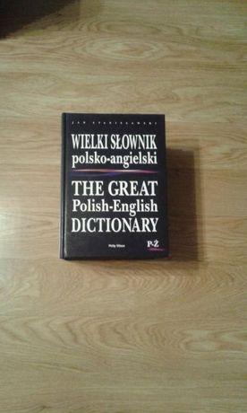 Promocja !!! Słownik polsko-angielski the great dictionary 4 tomy