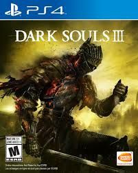 Dark Souls III аккаунт Ps4