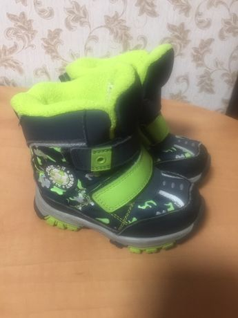 Ботинки зимние tom.m