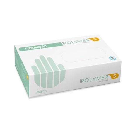 Luvas Descartáveis em Polímero (S, M, L)
