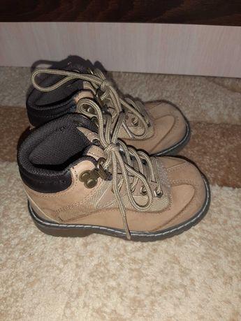 Ботинки 16 см. Ботиночки демисезонные осень