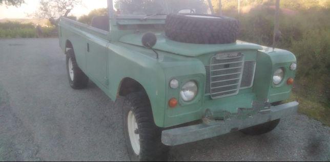 Land Rover série 3