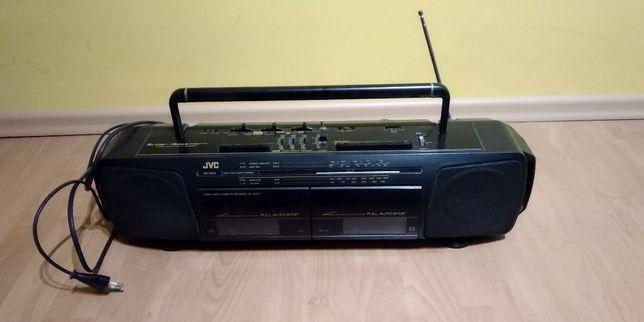 Radio Magnetofon JVC