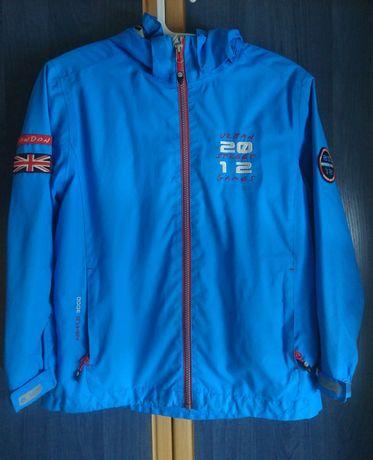 Куртка детская водостойкая р. 140