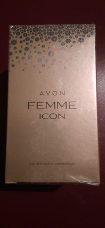 Туалетная вода Femme Icon Avon 50ml