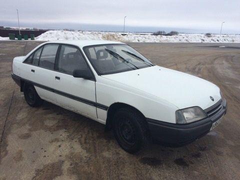 Разборка Opel Omega A 2,4L