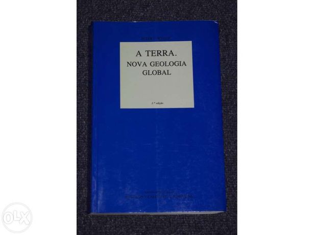A Terra a Nova Geologia Global de Peter J. Wyllie