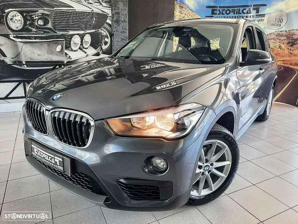 BMW X1 16 d sDrive