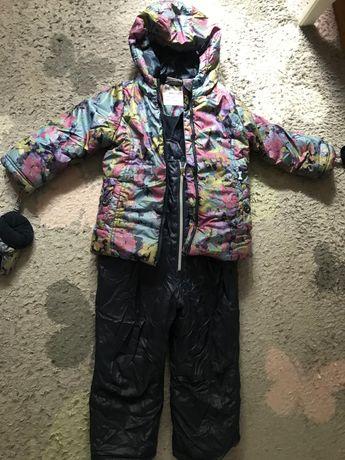 Kombinezon 2 częściowy spodnie kurtka cocodrillo 92/98