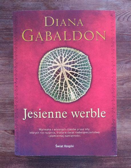 Jesienne werble - Diana Gabaldon (cykl Outlander)