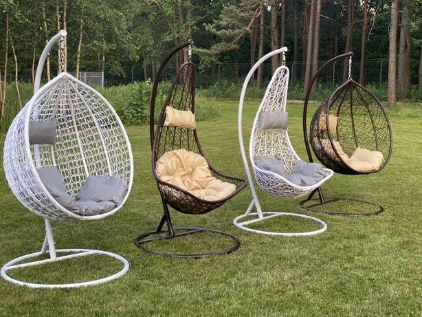 Fotele bujane hustawka kokon meble ogrodowe wysylka