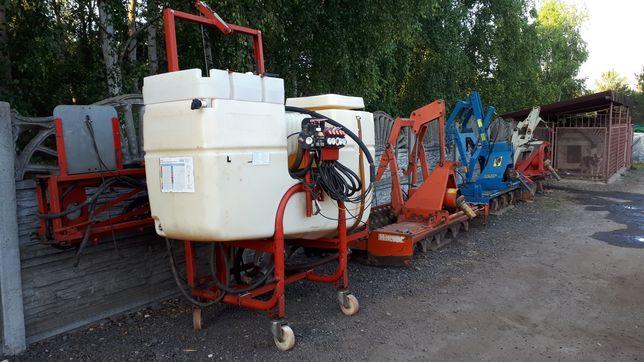 Opryskiwacz HOLDER 15m 800L Hydraulika Stabilizacja Sterownik rau