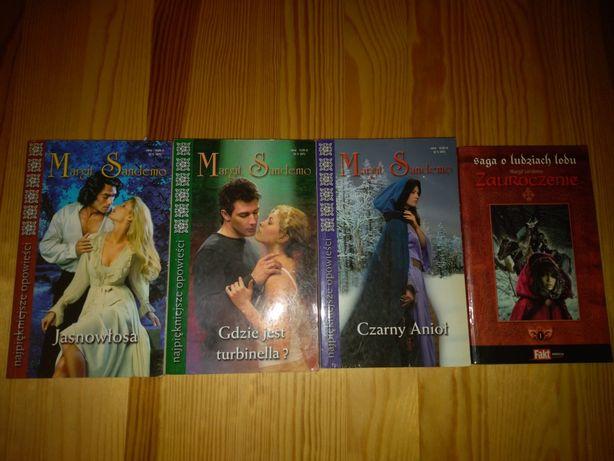 Książki 4 sztuki