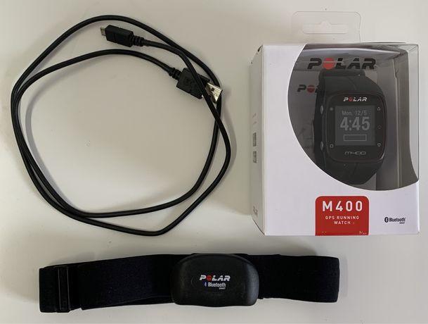 Zegarek Polar M400 + pulsometr H7