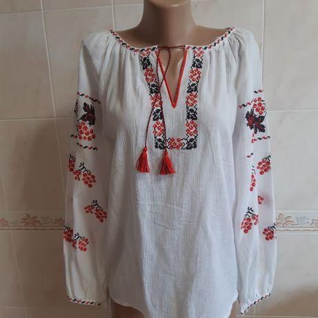 Вышиванка сорочка вишита жіноча рубашка женская в украинском стиле