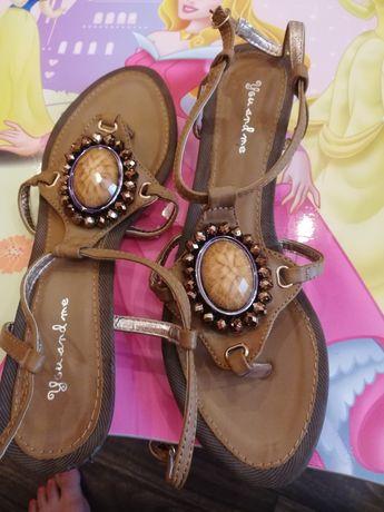 Sandałki japonki rozmiar 39 NOWE