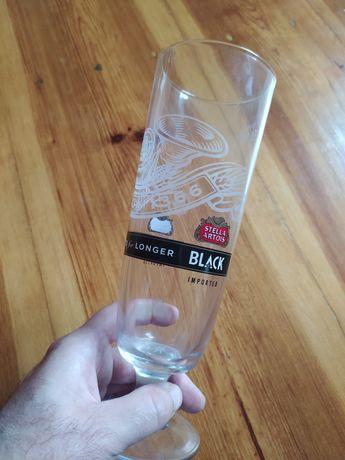 Pokal do piwa Stella Artois Black