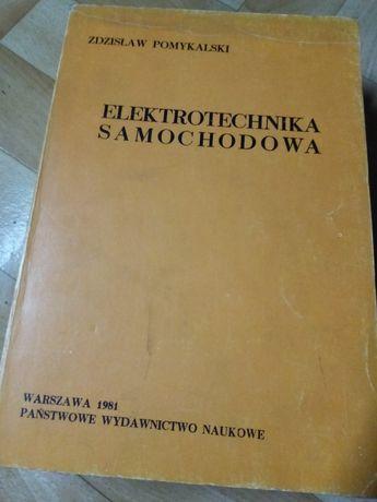 Książka Elektrotechnika samochodowa