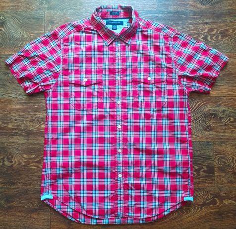 Рубашка с коротким рукавом Tommy Hilfiger, L