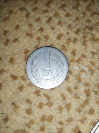 Stara moneta  50 groszy 1949