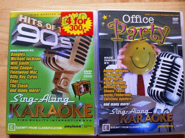 Płyty karaoke 2 DVD