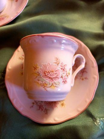 Керамические кофейные чашки