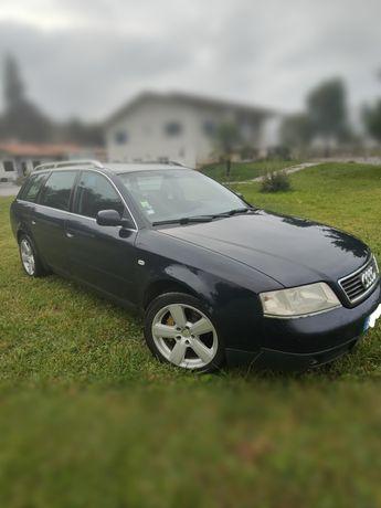 Audi A6 TDI econômica