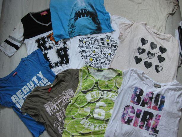 Tiszert młodzieżowy / koszulki damskie