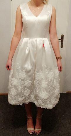 suknia do cywilnego