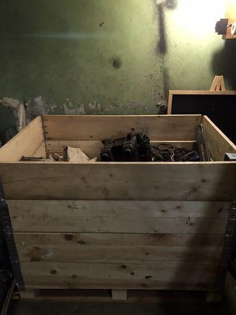 Ящик деревяний