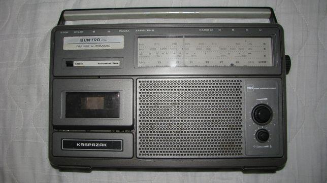 Radiomagnetofon Unitra RM222 KASPRZAK PRL Made in Poland