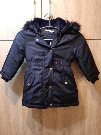 Куртка парка зимова (4-5 років)