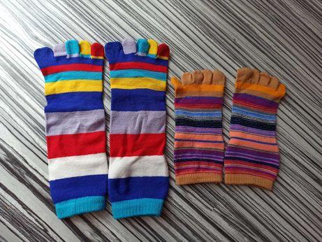 Skarpety z palcami