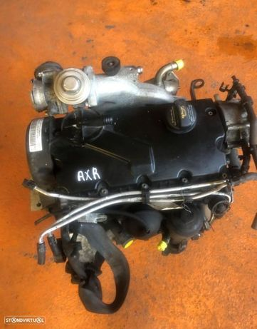 Motor Seat Ibiza / Cordoba / Skoda Octavia / VW Golf IV / Polo 1.9 Tdi Ref. AXR