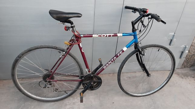 Велосипед SCOTT SANTA FE 28'