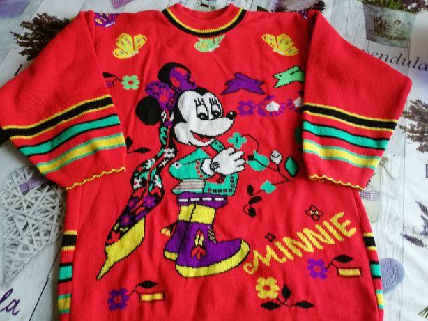 Bluzka z myszka Miki