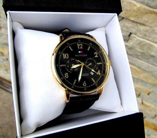 Кварц, чоловічий годинник мужские наручные часы Тоmmу під Rolex Tissot