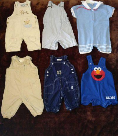 Ubrania, spodenki, spodnie, 62,68 (0-6 m-cy)