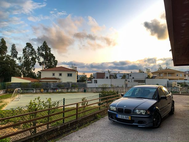 BMW E46 320d '99 - Pack M completo