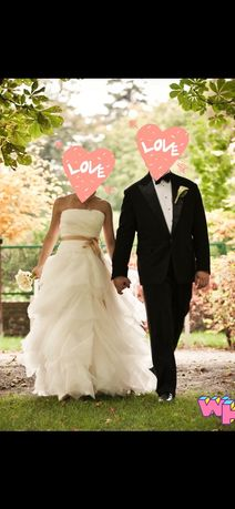 Suknia ślubna rozmiar 38 Celebrity Julia Rosa