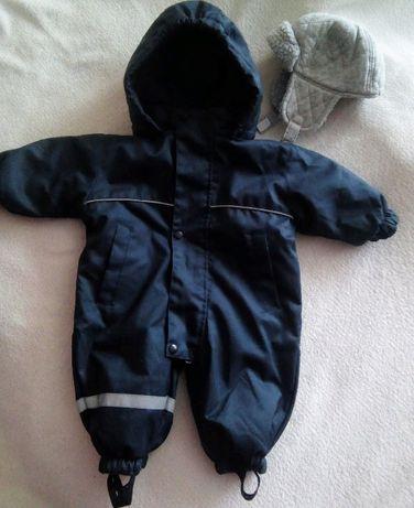 Пакет одежды на мальчика 0-3 месяцев (с маленьким весом, недонош.)