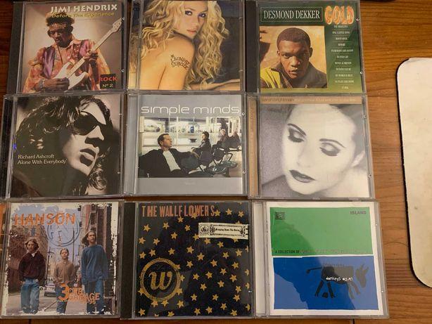 CD`s originais diversos estilos musica