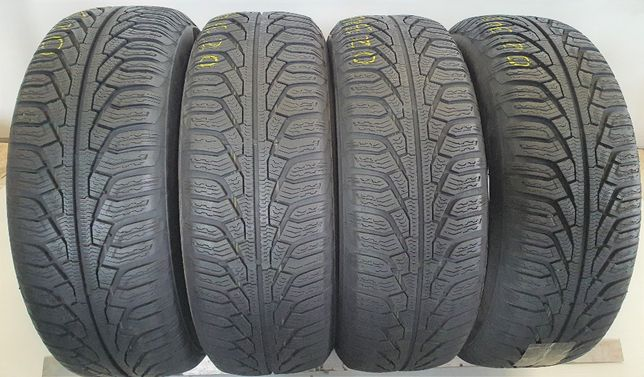 4x 215/65/16 Uniroyal MS Plus 77 SUV 98H OZ303