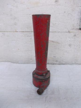 Zabytkowy sygnalizator alarmowy , syrena alarmowa 42 cm.