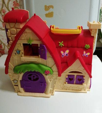 Pinypon + casa muito colorida