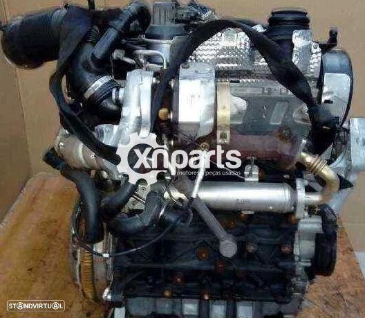 Motor VW PASSAT Variant (3C5) 2.0 TDI 16V   08.05 - 11.10 Usado REF. CBAB