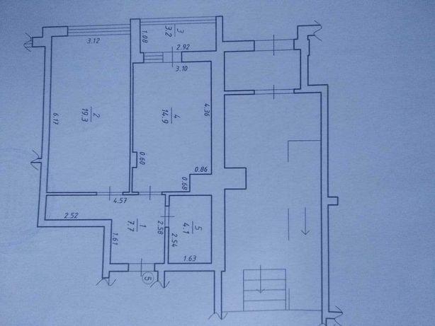 1 кімнатна квартира в зданому новобуді на Рясне. Від власника.