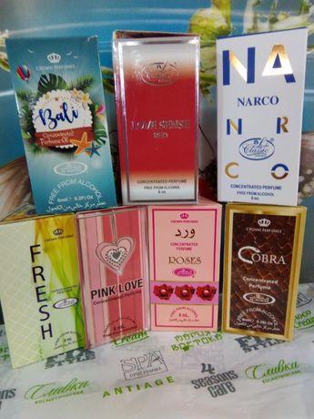 Продам арабские маслянные духи Al Rehab