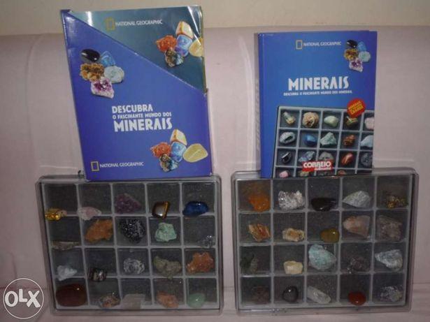 Grande Coleção o Mundo dos Minerais