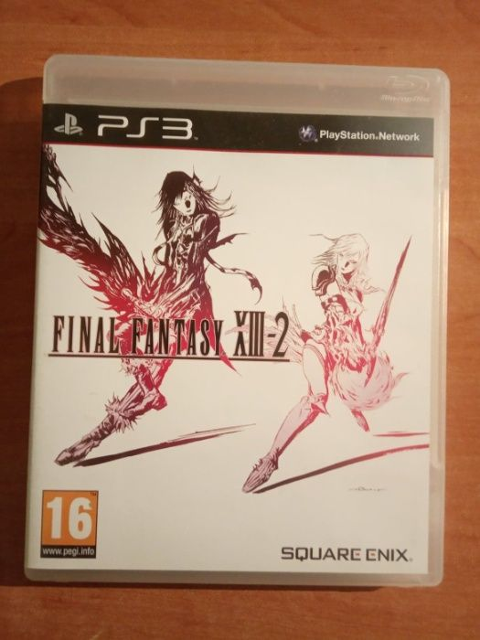 Final Fantasy XIII-2 - PS3 - JAK NOWA Brzeg - image 1